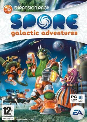 buy Spore: Galactic Adventures cd key for pc platform