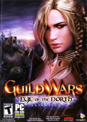 buy Guild Wars: Eye of the North cd key for pc platform