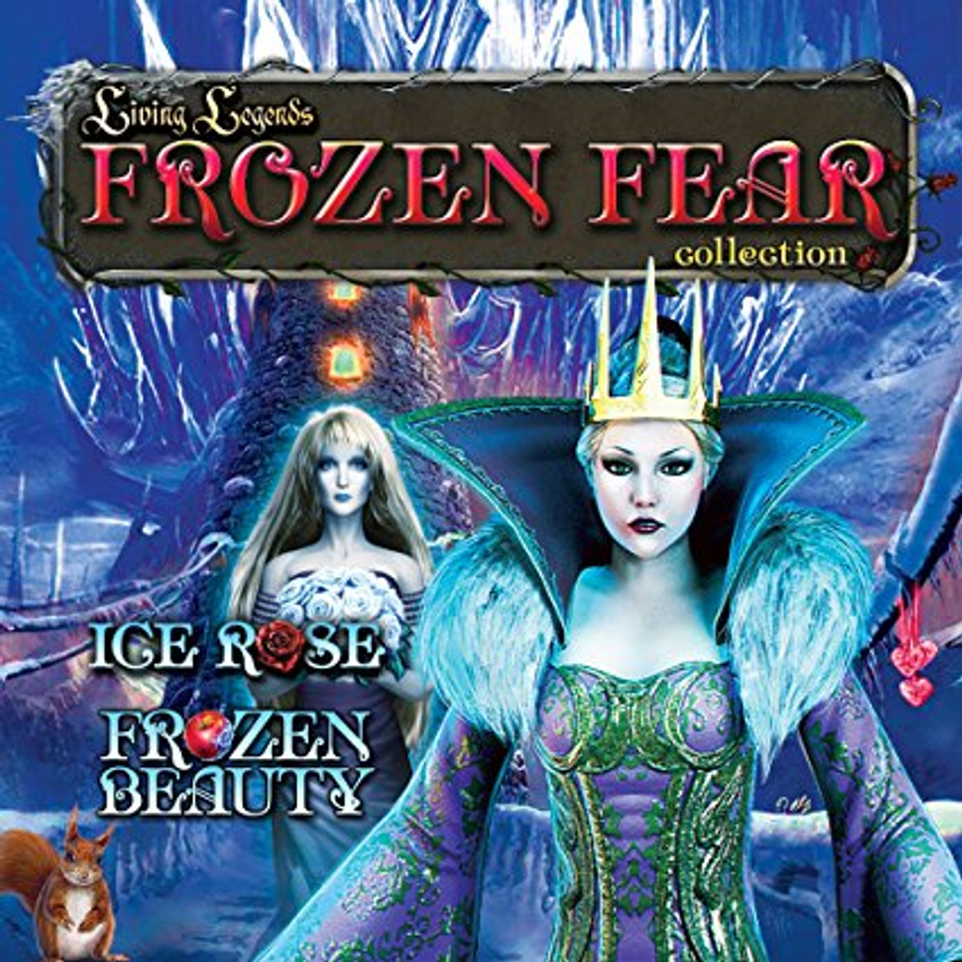 buy Living Legends: The Frozen Fear Collection cd key for pc platform