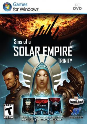 buy Sins of a Solar Empire: Trinity cd key for all platform