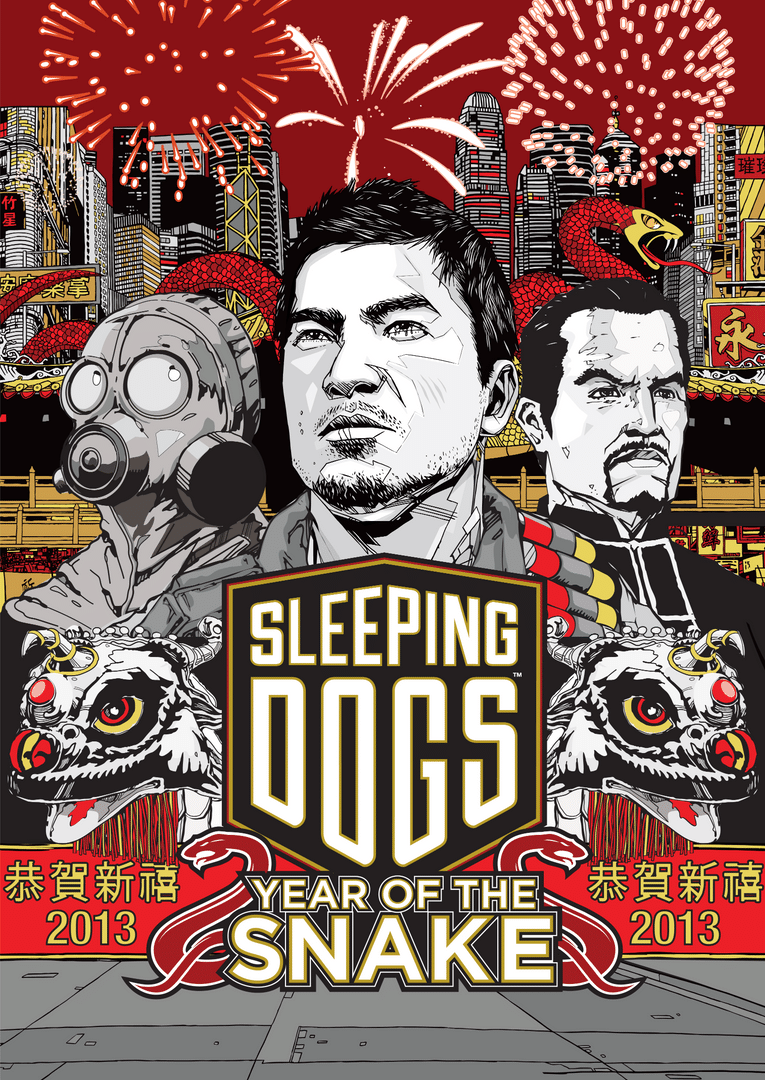 buy Sleeping Dogs: Year of the Snake cd key for all platform