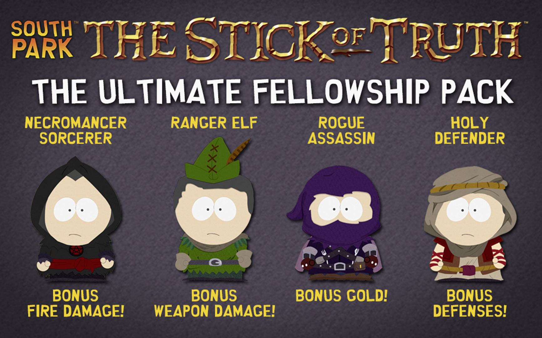 buy South Park: The Stick of Truth - Ultimate Fellowship Pack cd key for all platform