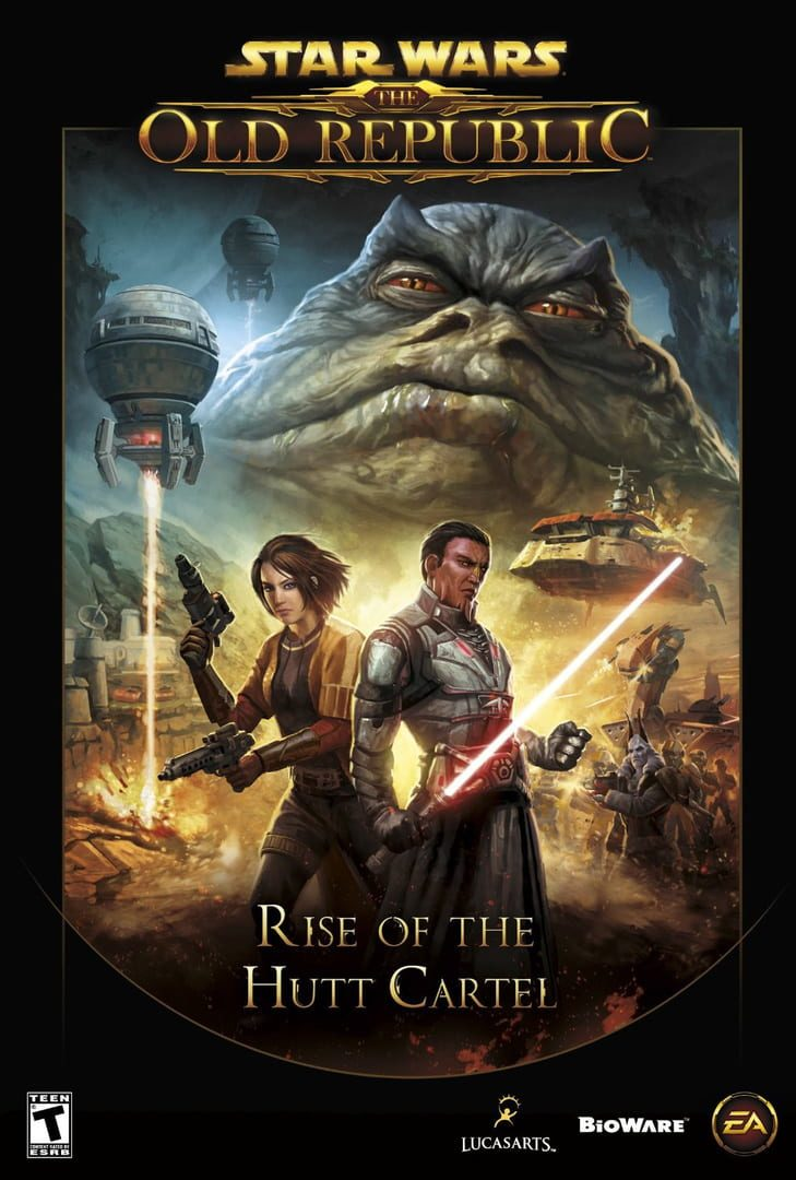 buy Star Wars: The Old Republic - Rise of the Hutt Cartel cd key for all platform