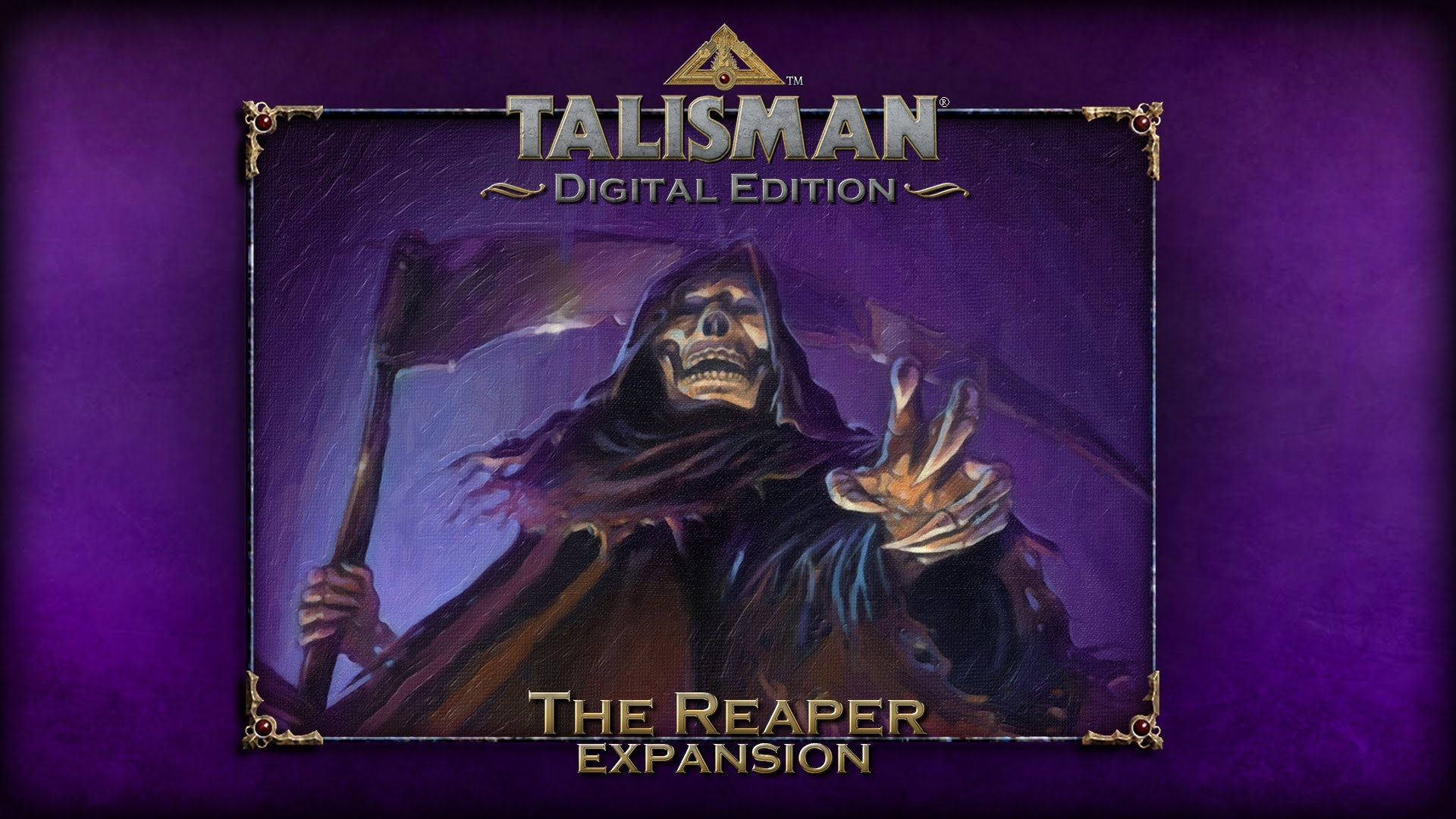 buy Talisman: Digital Edition - The Reaper cd key for all platform