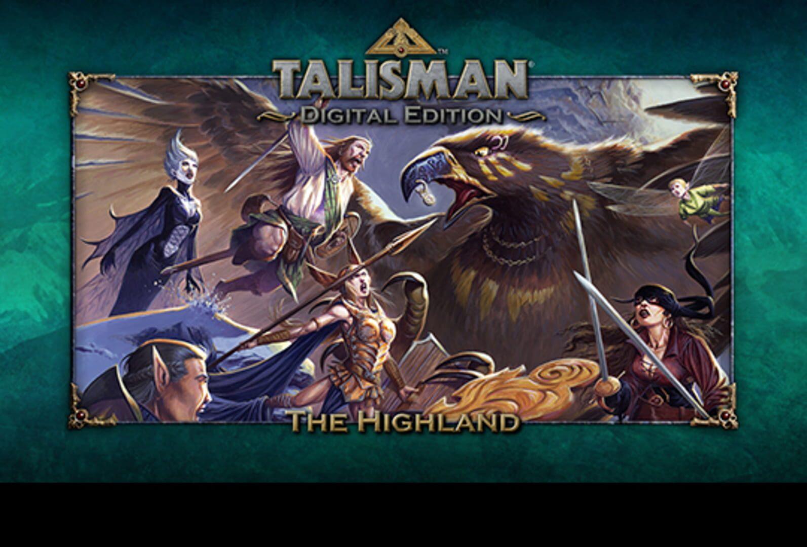 buy Talisman: Digital Edition - The Highland cd key for all platform