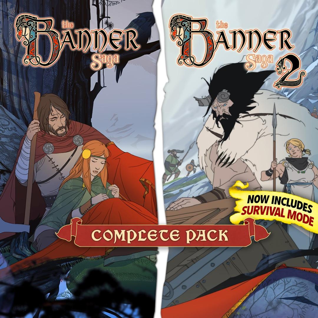 buy The Banner Saga Complete Pack cd key for all platform