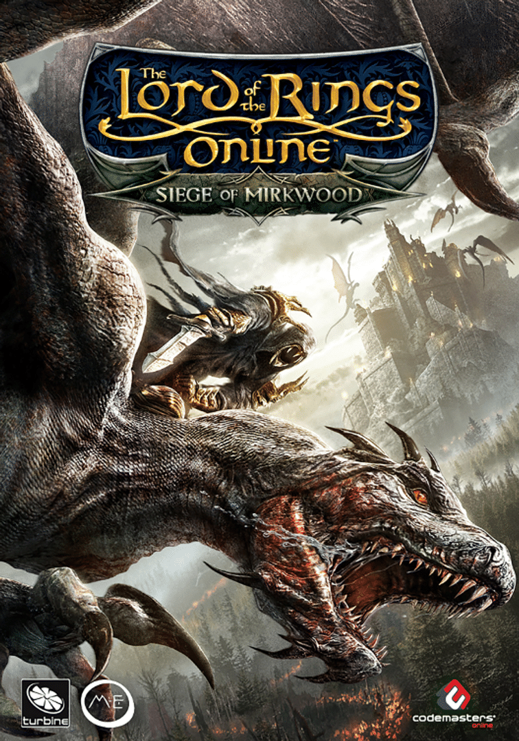 buy The Lord of the Rings Online: Siege of Mirkwood cd key for all platform