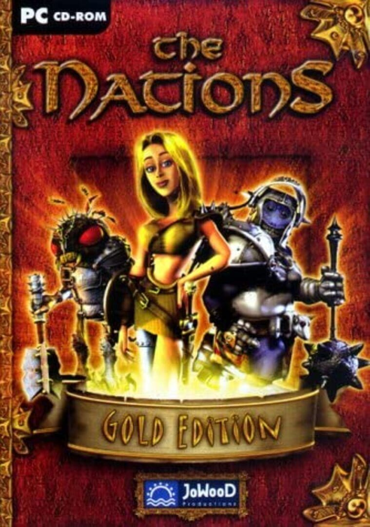 buy The Nations Gold cd key for all platform