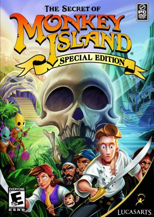 buy The Secret of Monkey Island: Special Edition cd key for all platform