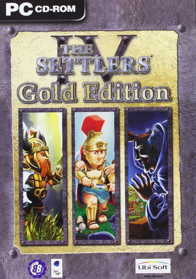 buy The Settlers IV: Gold Edition cd key for all platform