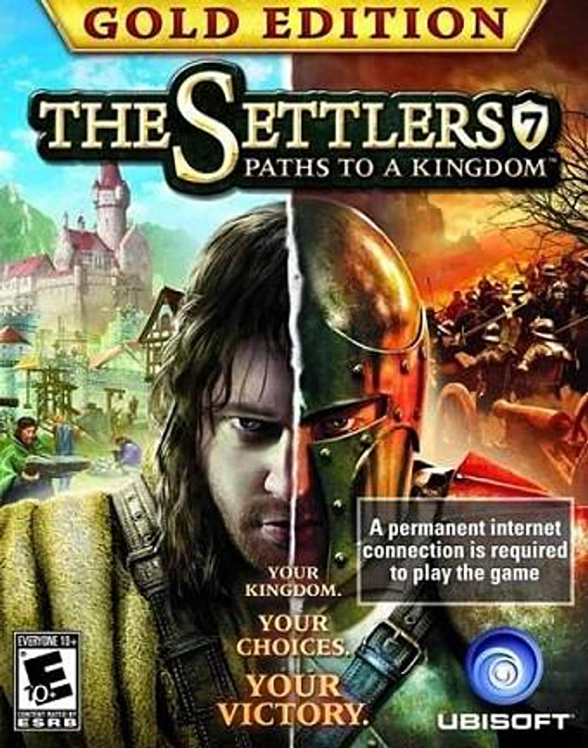 buy The Settlers 7: Paths to a Kingdom - Gold Edition cd key for all platform