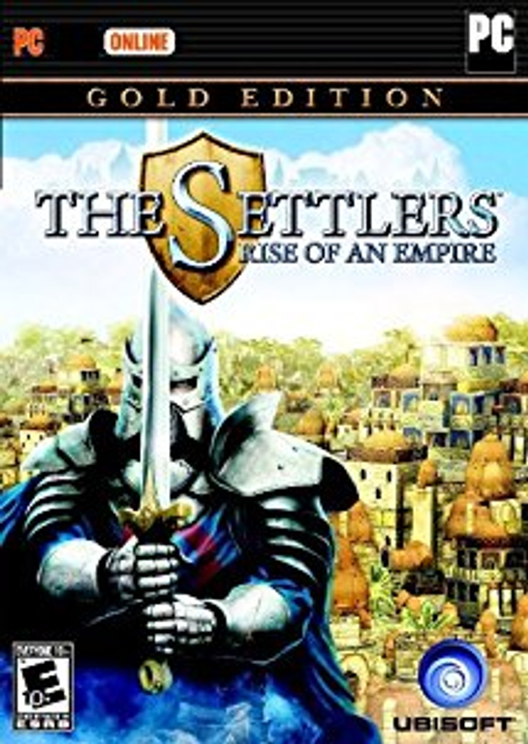 buy The Settlers: Rise Of An Empire - Gold Edition cd key for all platform
