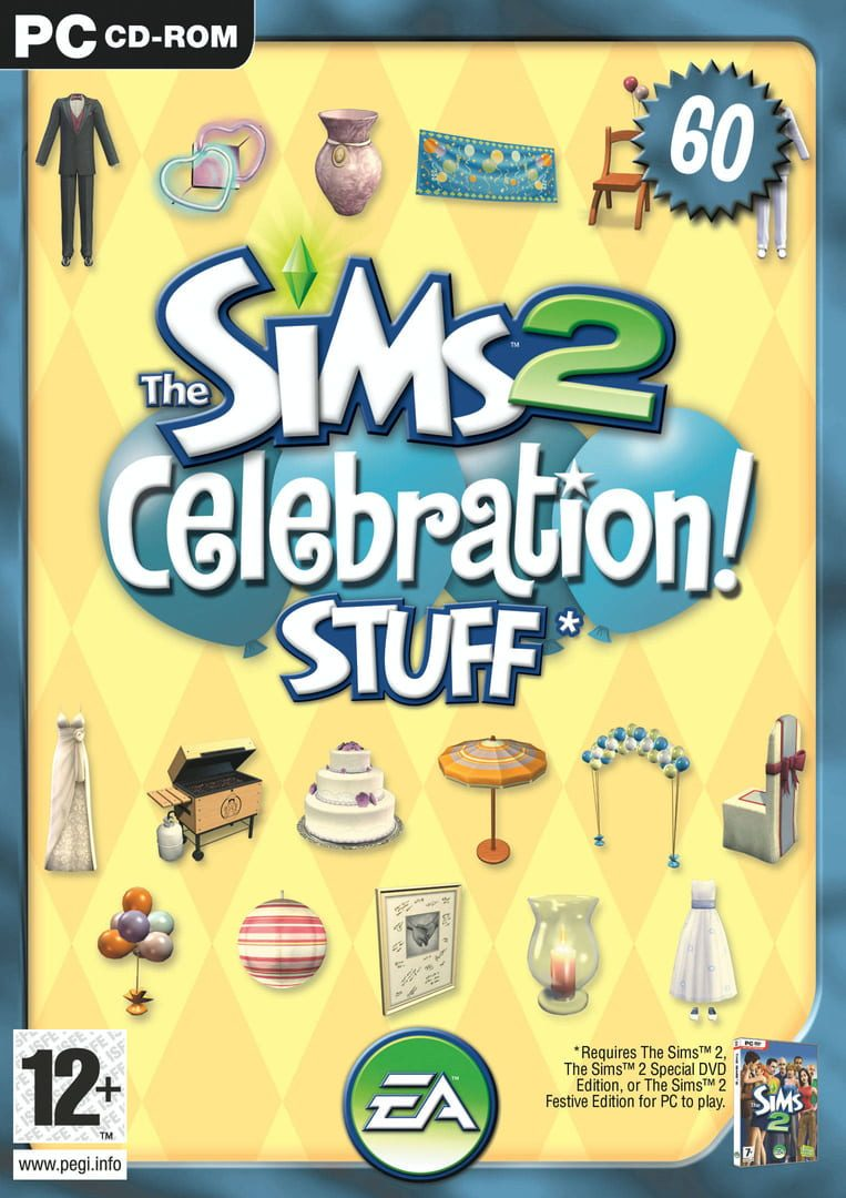 buy The Sims 2: Celebration! Stuff cd key for all platform
