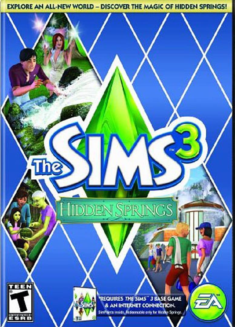 buy The Sims 3: Hidden Springs cd key for all platform