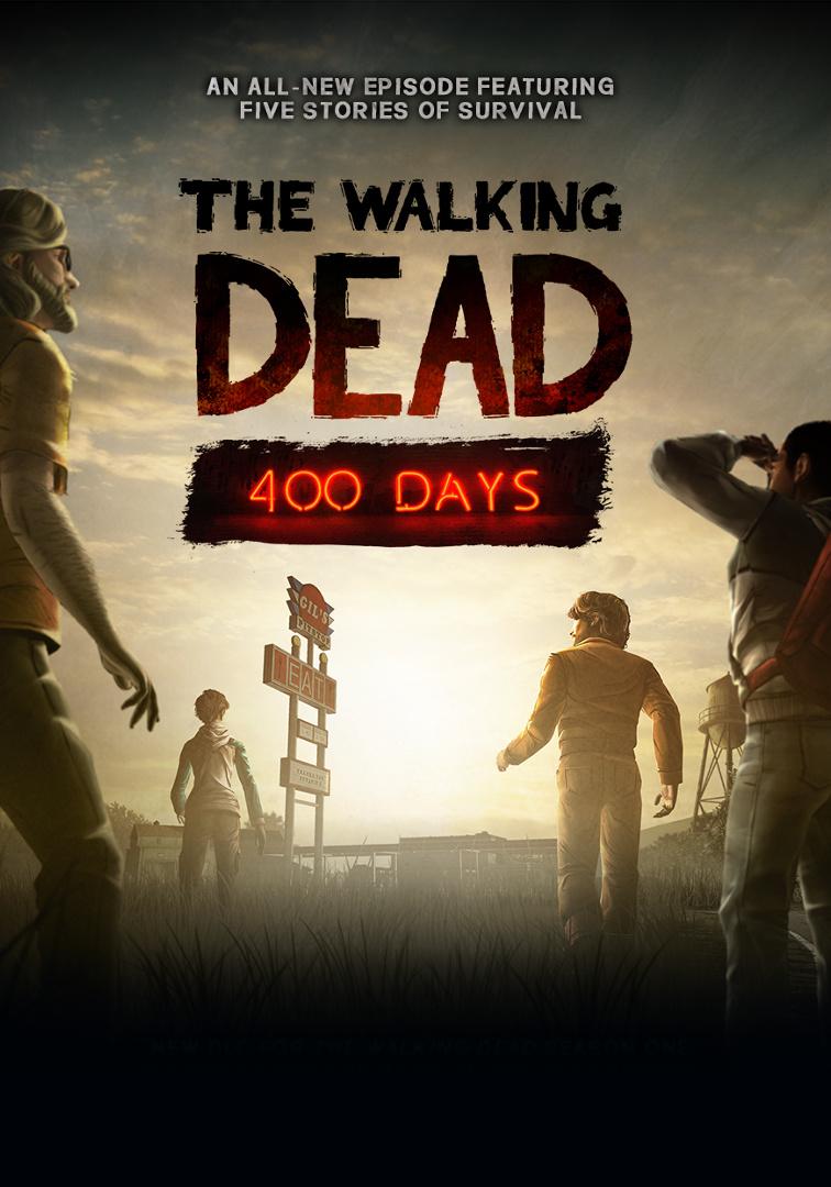 buy The Walking Dead: 400 Days cd key for all platform
