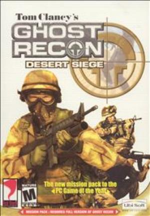 buy Tom Clancy's Ghost Recon: Desert Siege cd key for pc platform