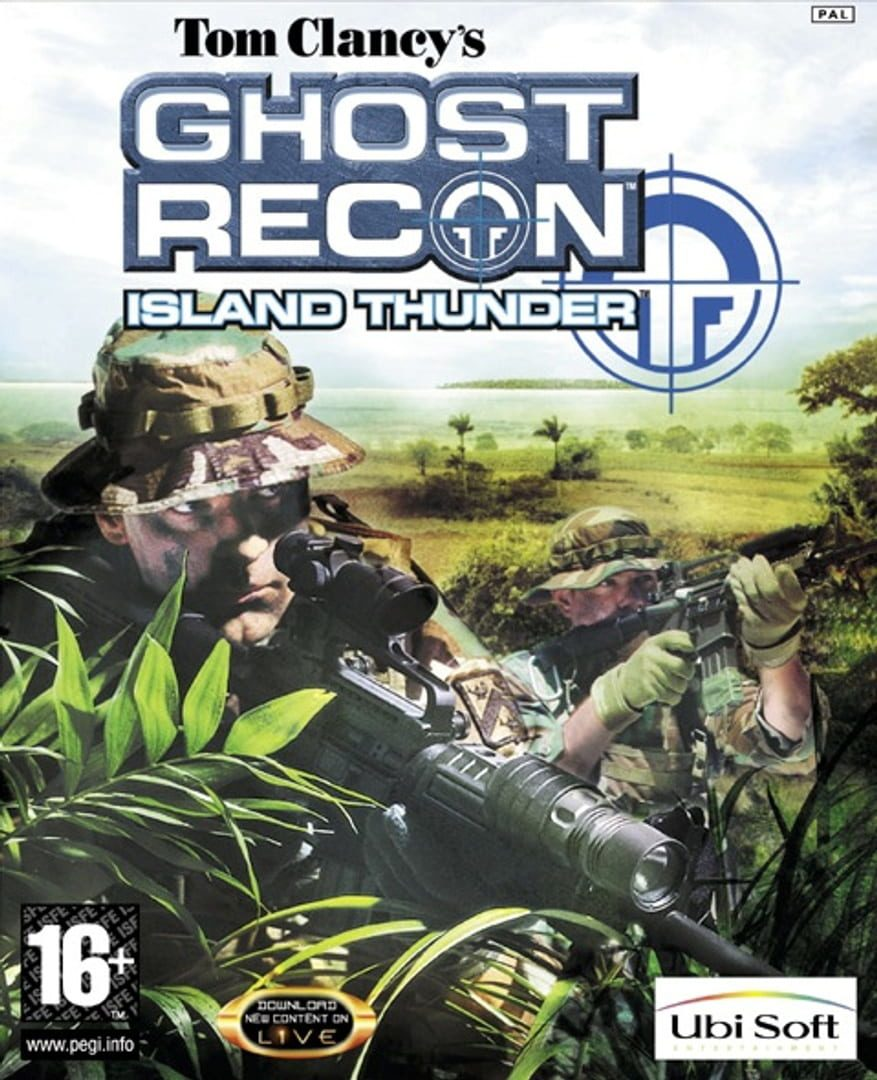 buy Tom Clancy's Ghost Recon: Island Thunder cd key for all platform