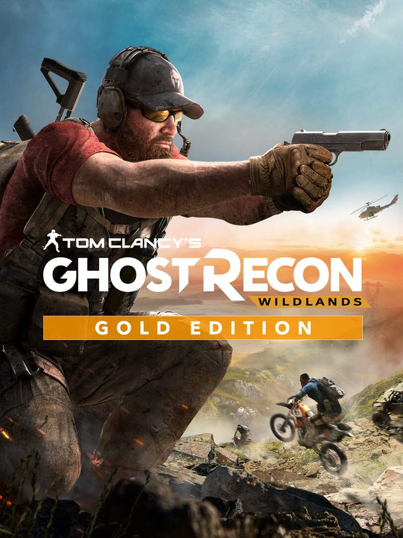 buy Tom Clancy's Ghost Recon Wildlands - Gold Edition cd key for all platform