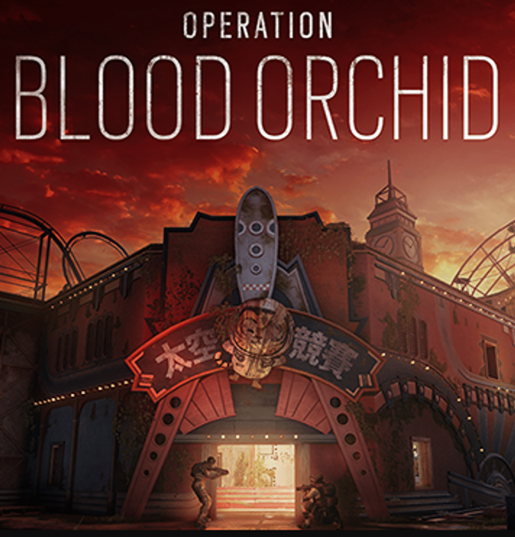 buy Tom Clancy's Rainbow Six Siege: Operation Blood Orchid cd key for all platform