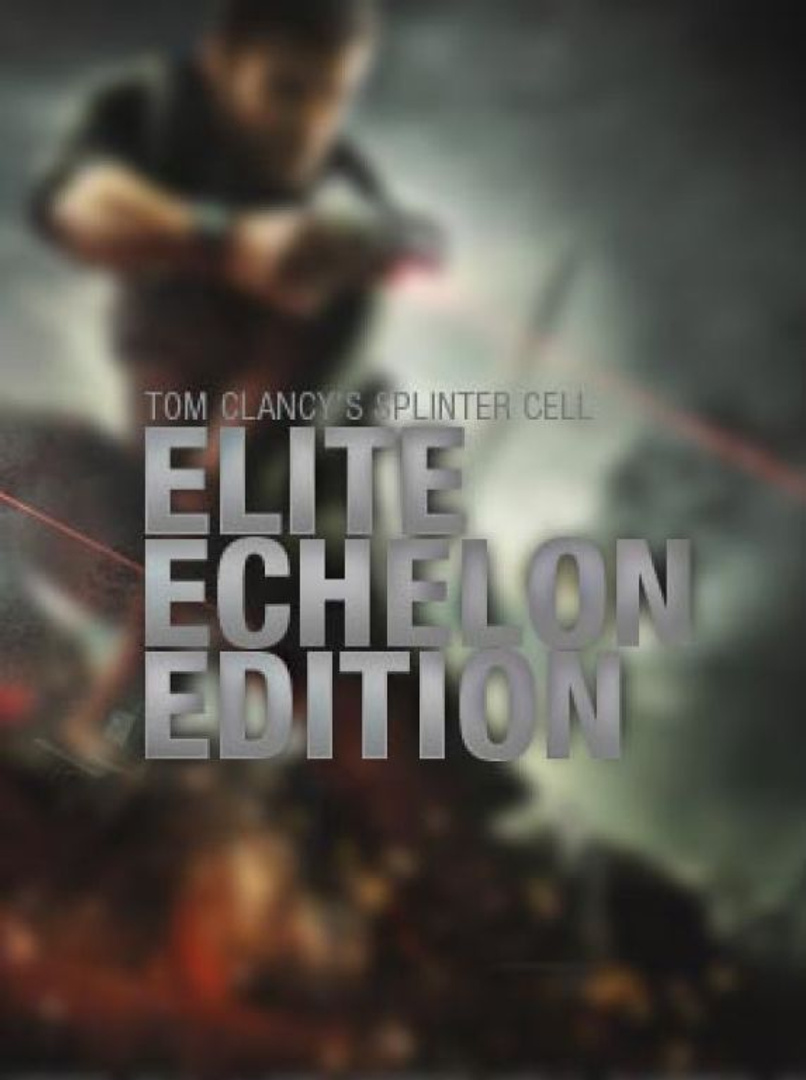 buy Tom Clancy's Splinter Cell Elite Echelon Edition cd key for nintendo platform