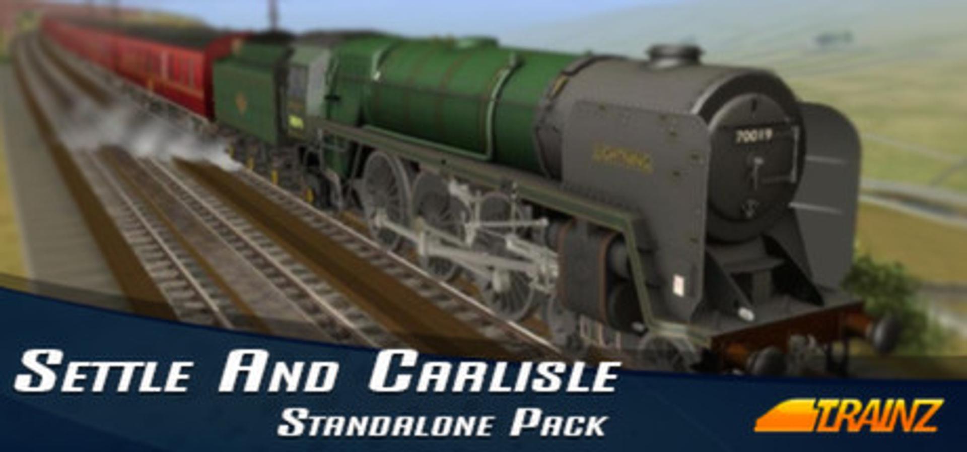 buy Trainz Simulator: Settle & Carlisle cd key for all platform