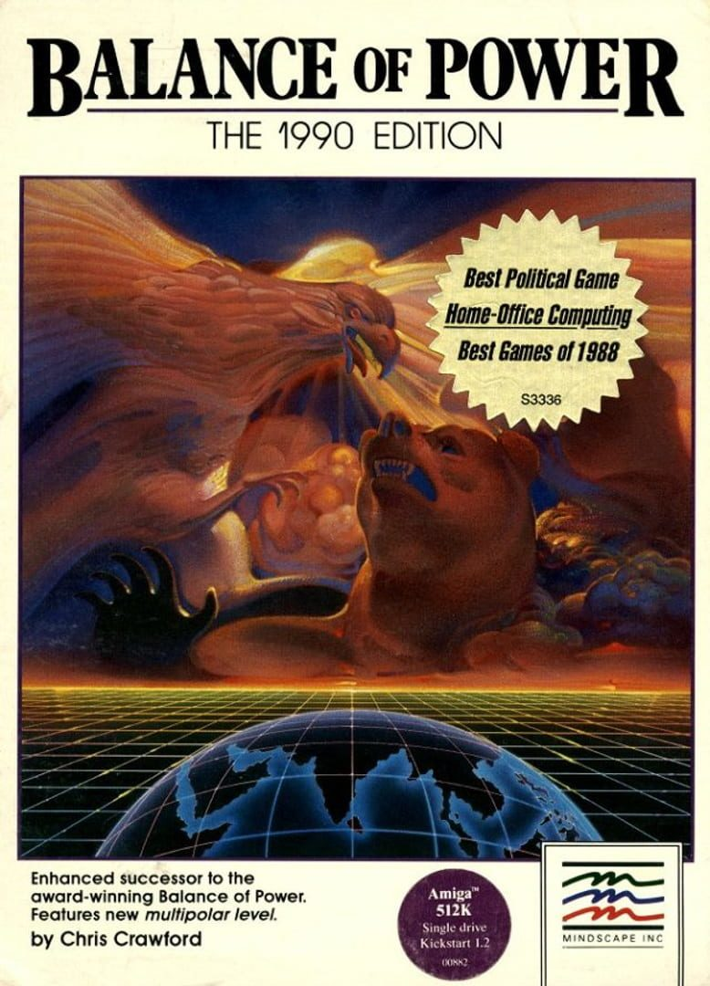 buy Balance of Power: The 1990 Edition cd key for pc platform