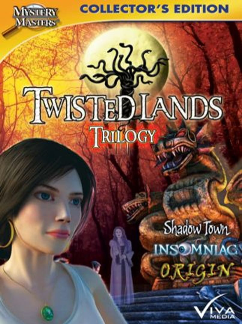 buy Twisted Lands Trilogy Collector's Edition cd key for all platform