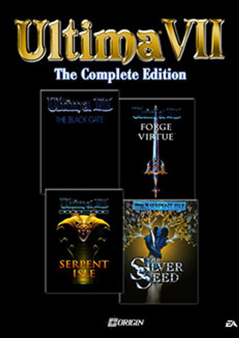 buy Ultima VII: The Complete Edition cd key for all platform