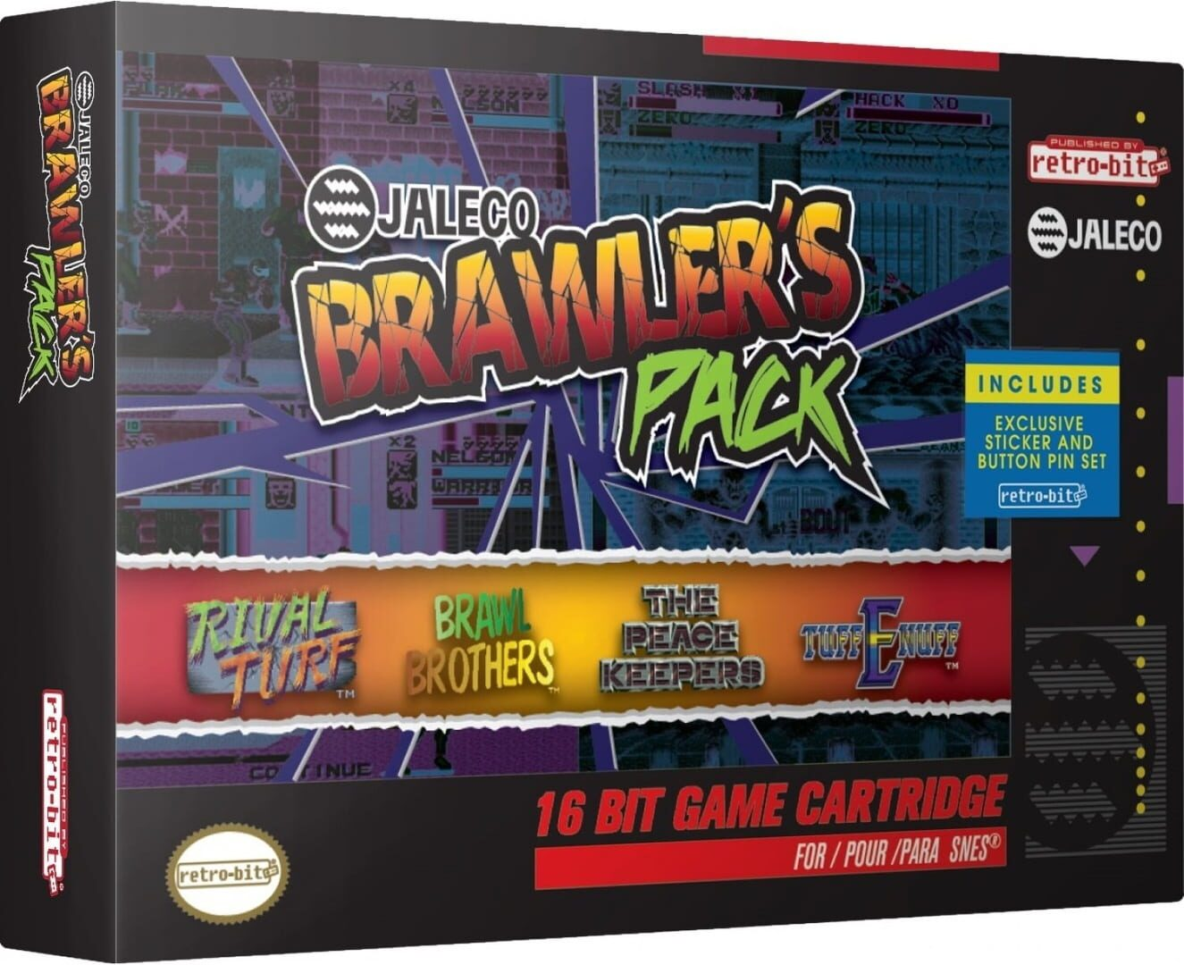 buy Jaleco Brawler's Pack cd key for all platform