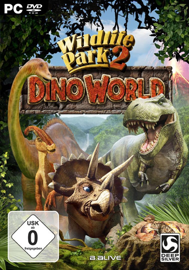 buy Wildlife Park 2: Dino World cd key for pc platform