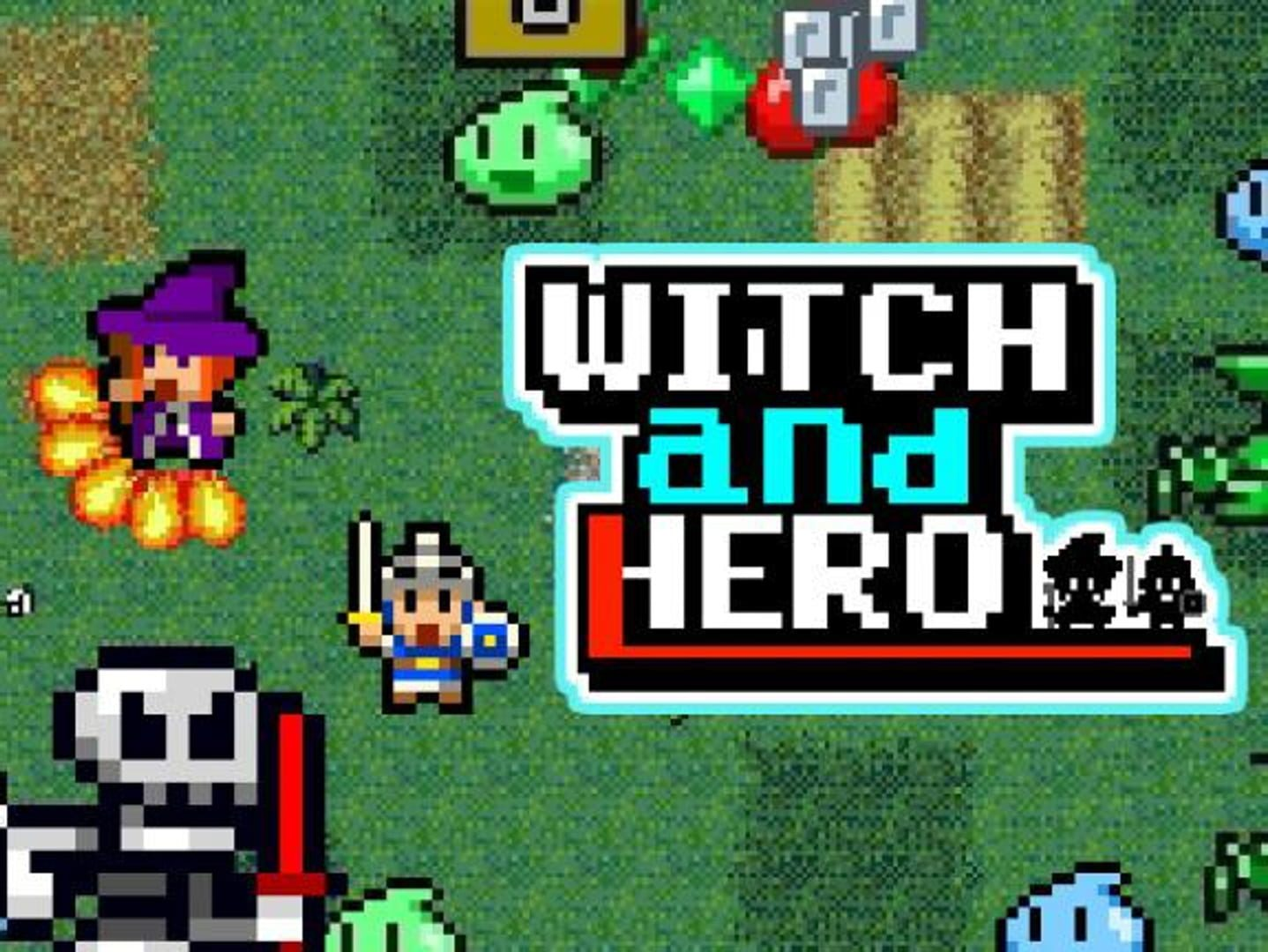 buy Witch & Hero cd key for all platform