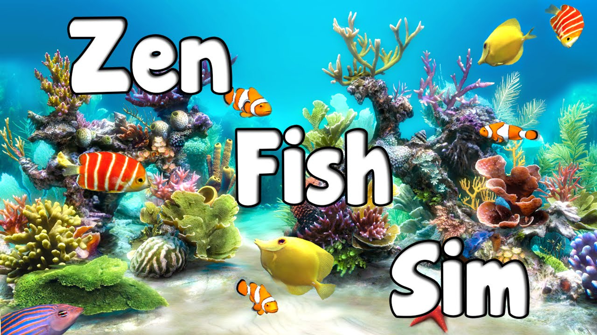 buy Zen Fish SIM cd key for all platform