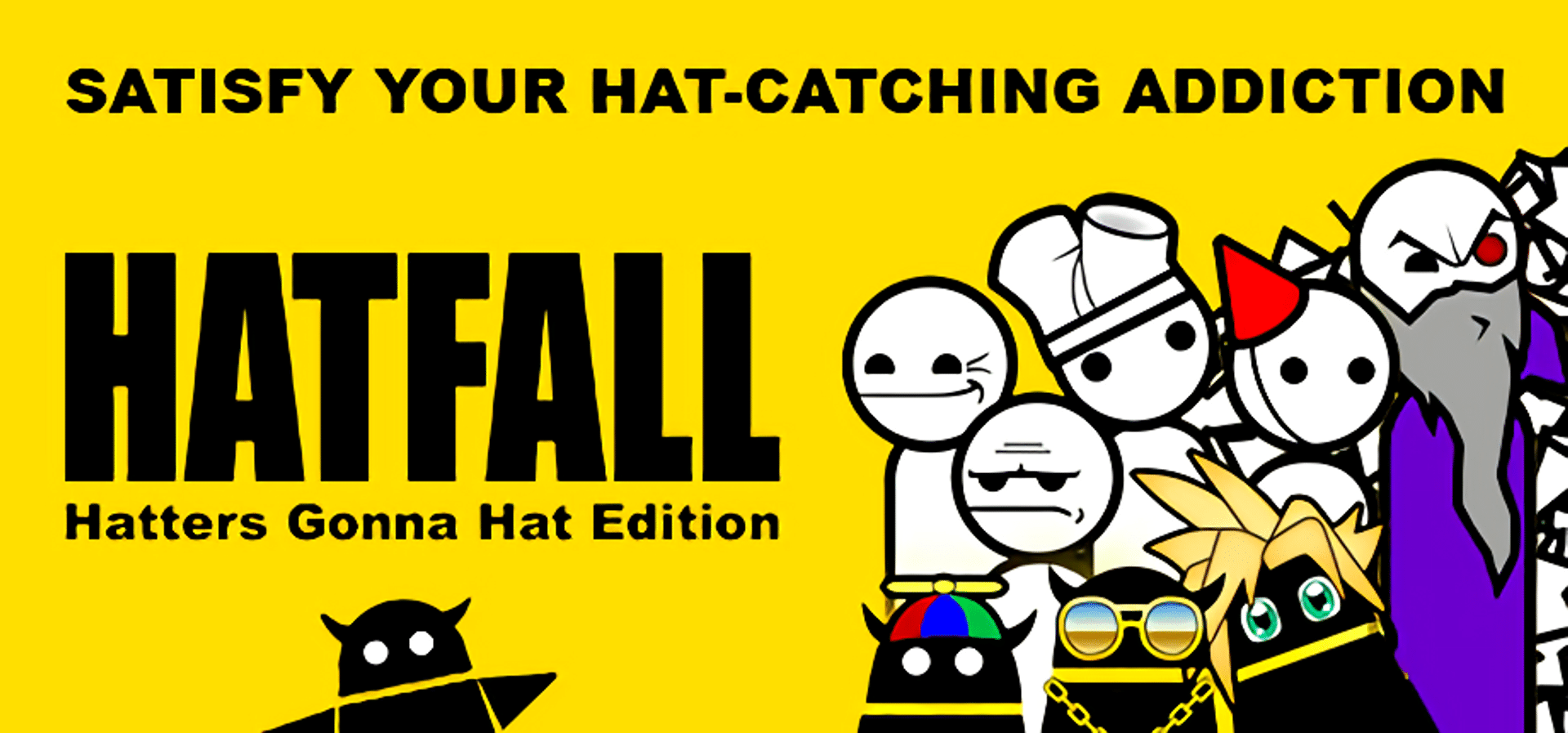 buy Zero Punctuation: Hatfall - Hatters Gonna Hat Edition cd key for all platform