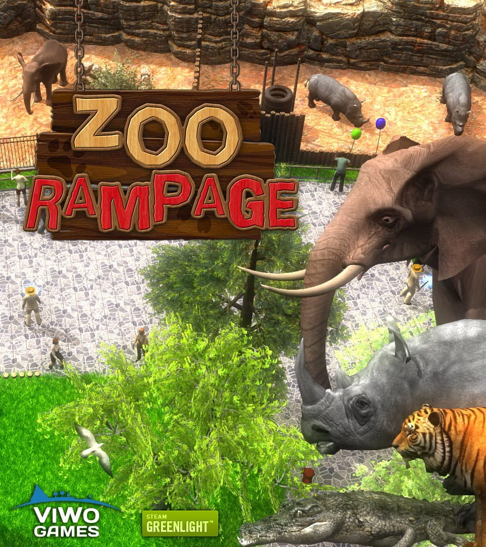 buy Zoo Rampage cd key for all platform