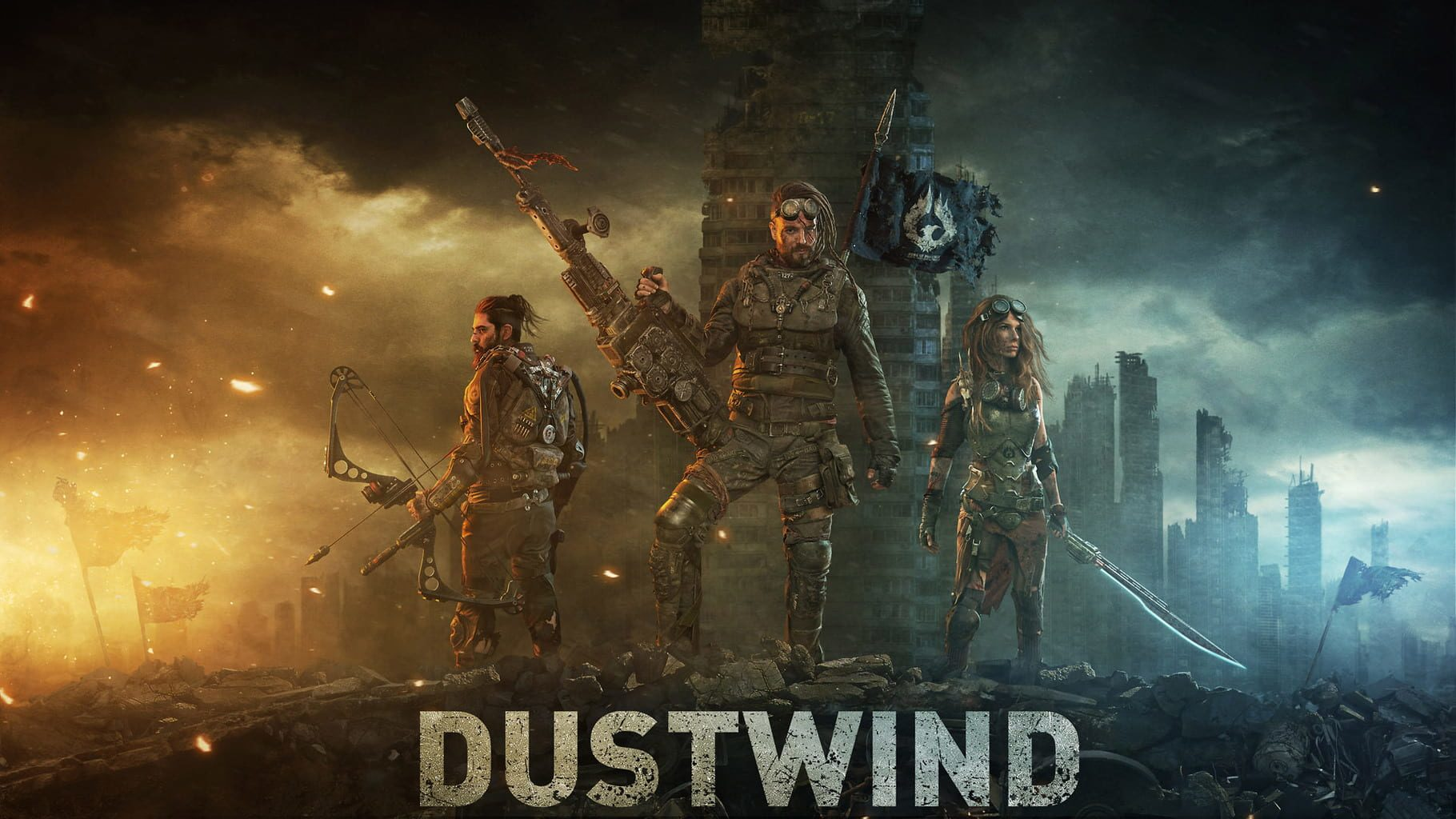buy Dustwind cd key for all platform