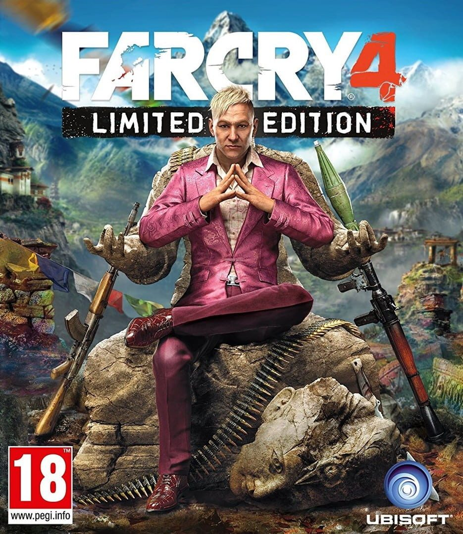 buy Far Cry 4: Limited Edition cd key for all platform