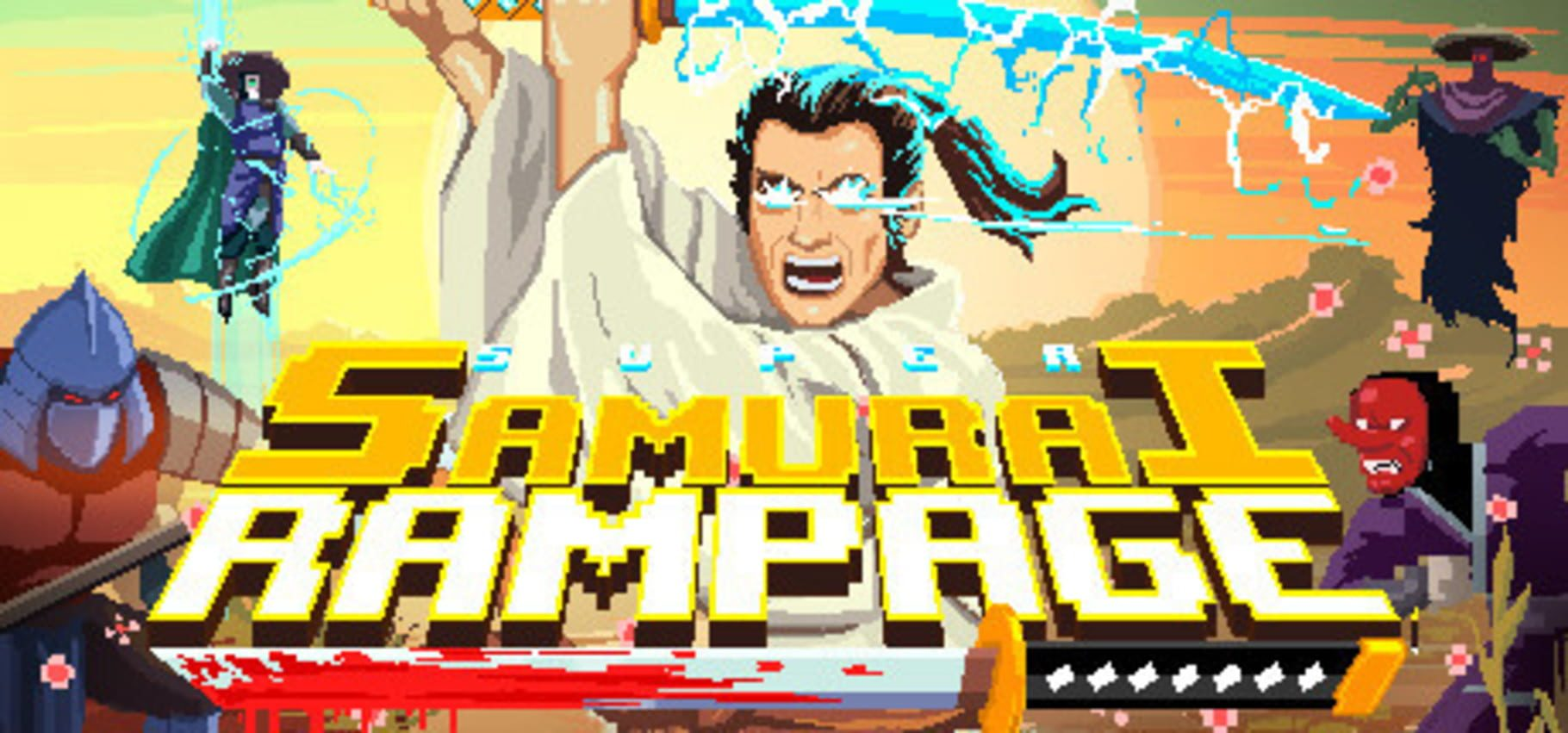 buy Super Samurai Rampage cd key for all platform