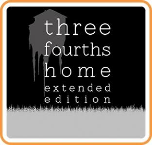 buy Three Fourths Home: Extended Edition cd key for nintendo platform
