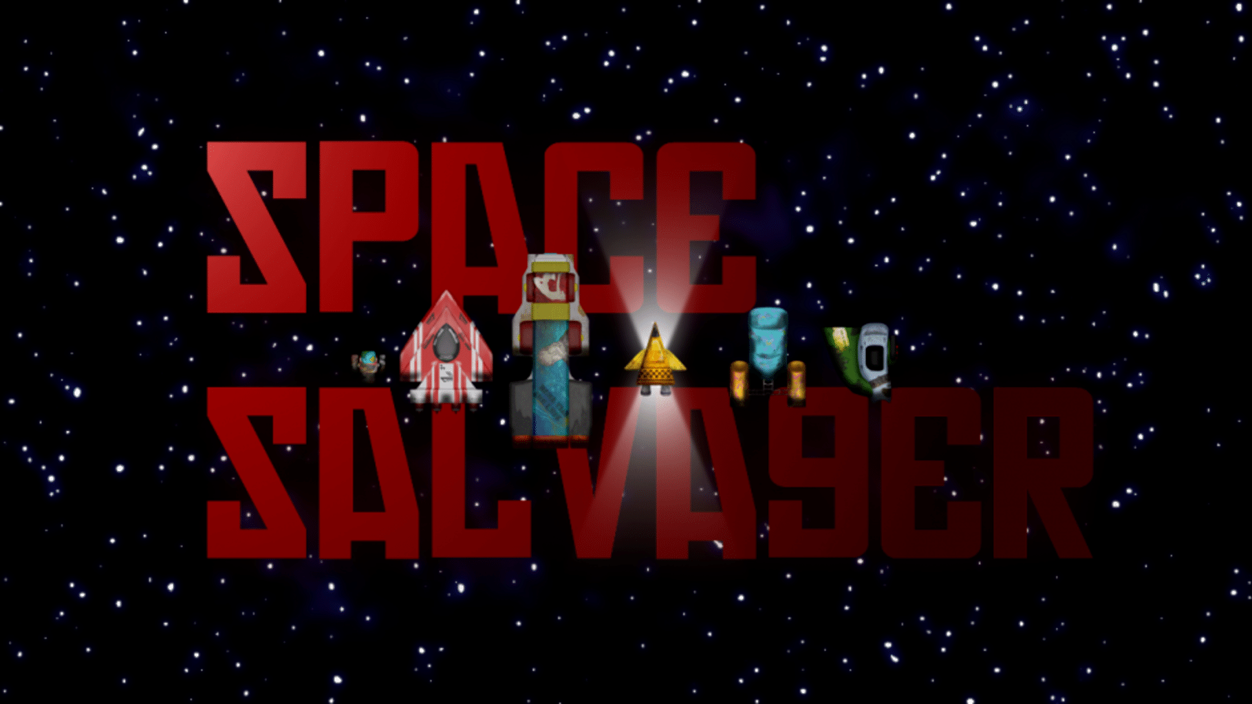buy Space Salvager cd key for all platform
