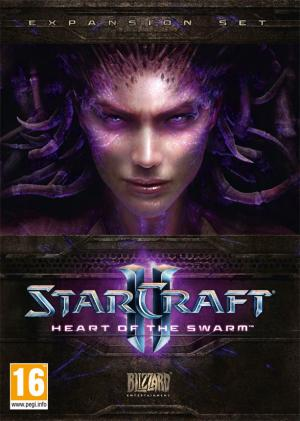 buy StarCraft II: Heart of the Swarm cd key for all platform
