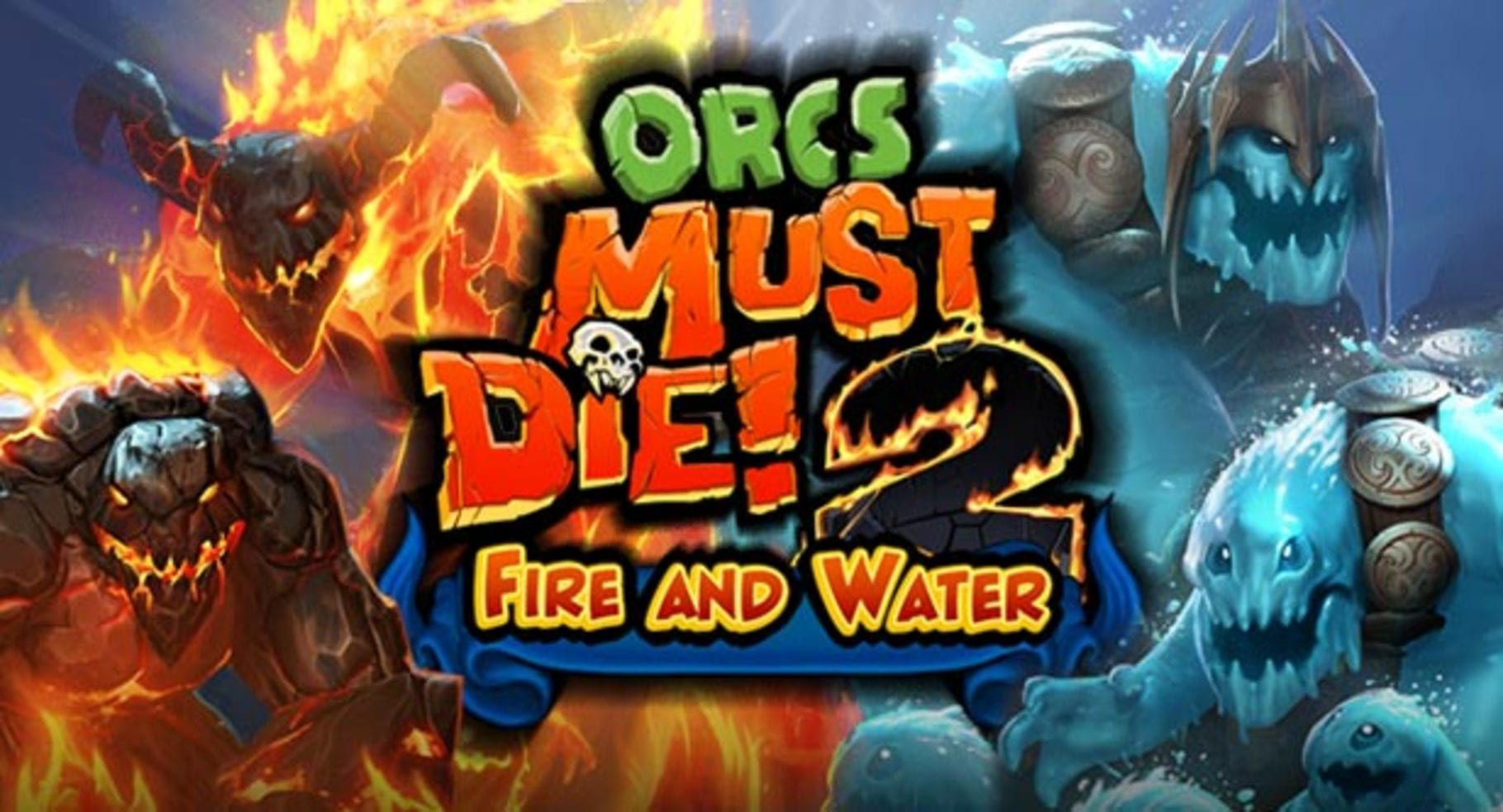 buy Orcs Must Die! 2 - Fire and Water Booster Pack cd key for all platform
