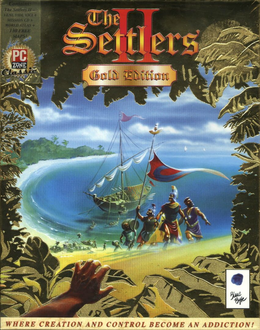 buy The Settlers II: Gold Edition cd key for all platform