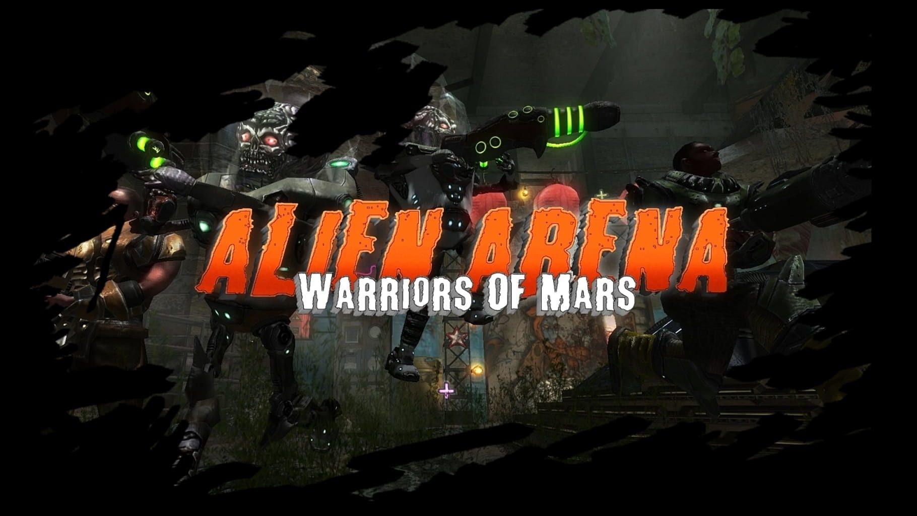 buy Alien Arena: Warriors Of Mars cd key for all platform