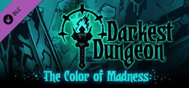 buy Darkest Dungeon: The Color of Madness cd key for all platform