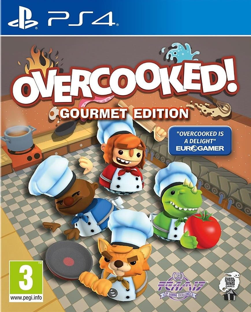 buy Overcooked: Gourmet Edition cd key for all platform