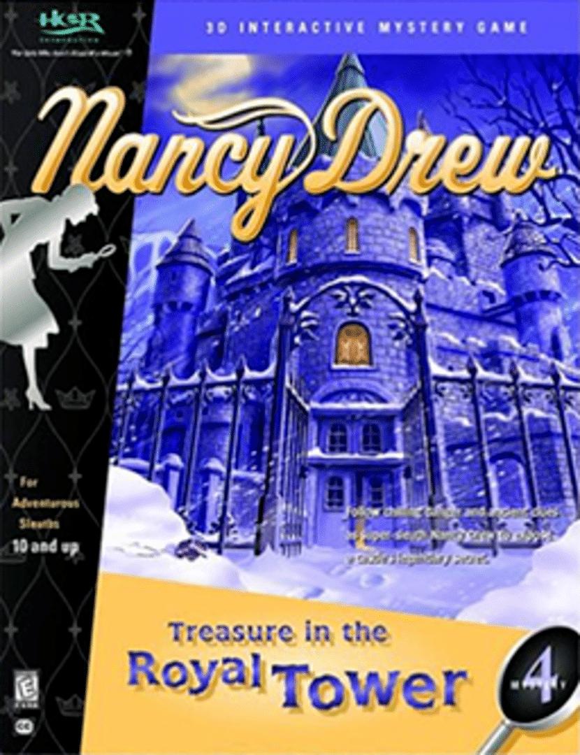 buy Nancy Drew: Treasure in the Royal Tower cd key for all platform