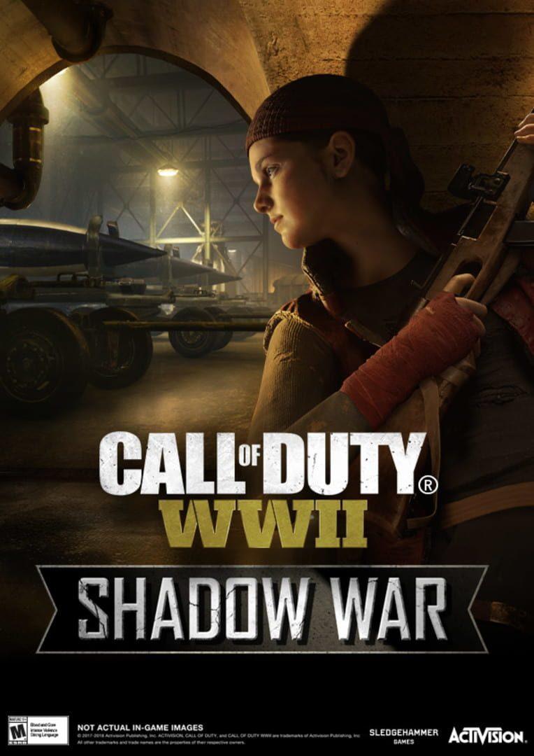 buy Call of Duty: WWII - Shadow War cd key for all platform