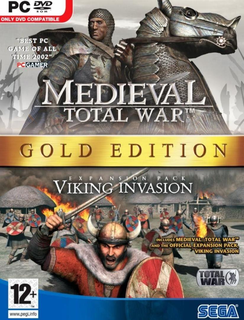 buy MEDIEVAL: Total War - Gold Edition cd key for all platform