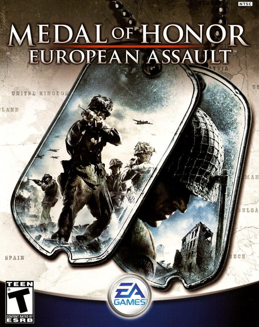 buy Medal of Honor: European Assault cd key for all platform