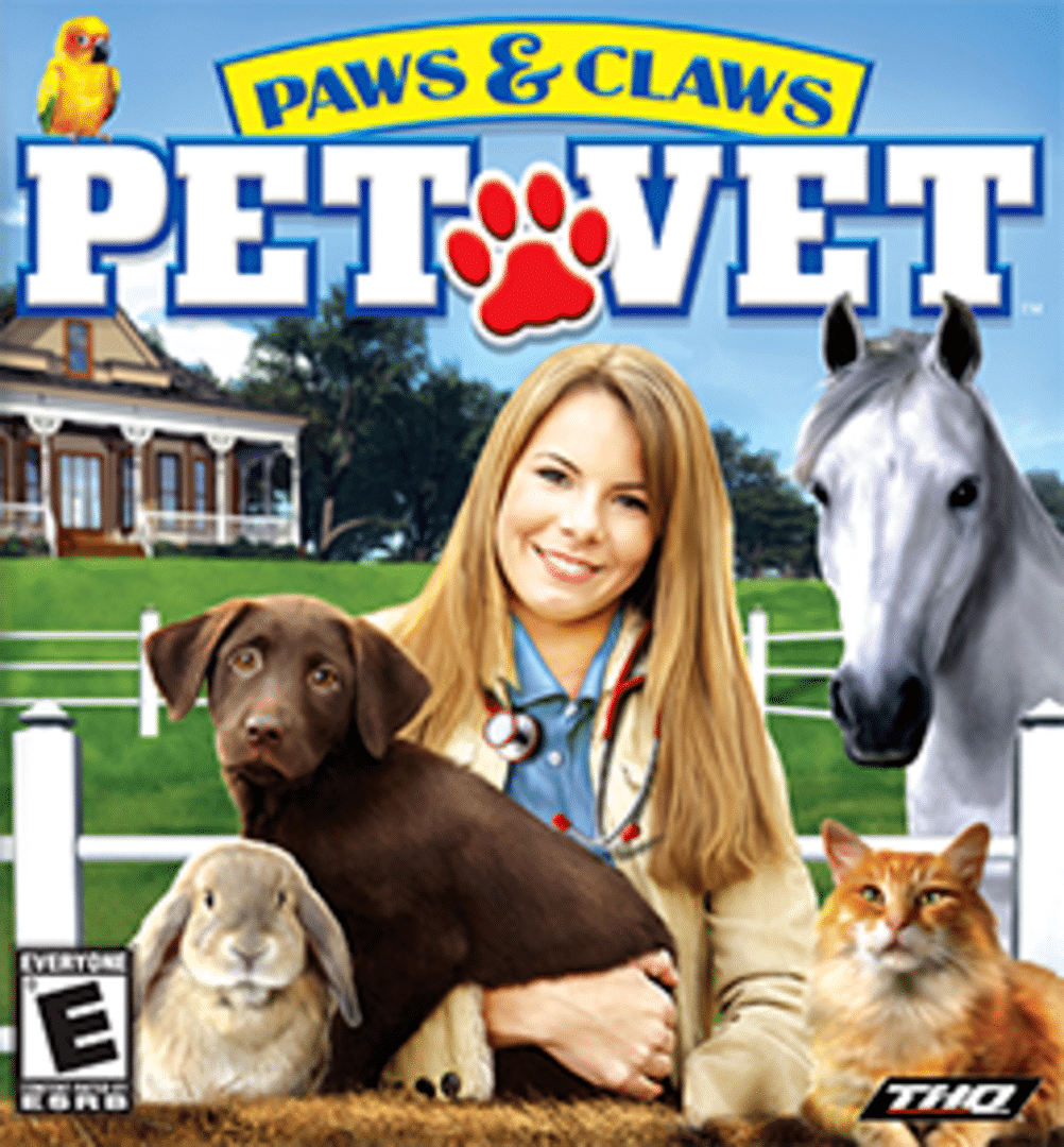buy Paws and Claws: Pet Vet cd key for nintendo platform